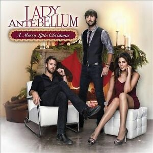 Lady-Antebellum-A-Merry-Little-Christmas-Limited-Edition-Music-CD-NEW-SEALED