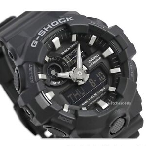 0981891f816 A imagem está carregando Casio-G-shock-GA700-1B-GA-700-1B-