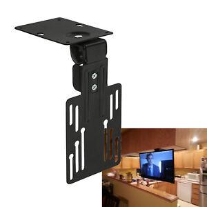 Details about Kitchen Under Cabinet TV Mount 90 Degree Tilt Folding Bracket  for 13\
