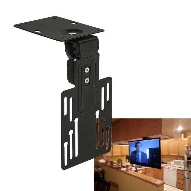 Kitchen Under Cabinet Tv Bracket For 17 To 37 05457 Black For Sale Online Ebay