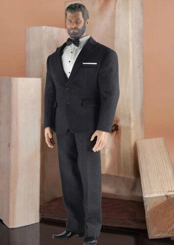 """1//6 Hommes Business Costume Set Pour 12/"""" Hot Toys PHICEN TBL M34 M35 mâle musclé body"""