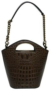 Etienne-Aigner-Women-039-s-Shoulder-Bag-Brown-Color