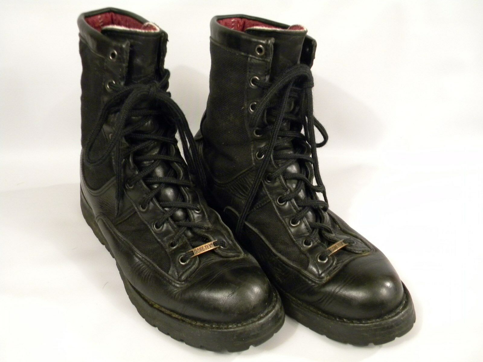 DANNER ACADIA MILITARY POLICE 10D GORE-TEX 200gm POLY INSULATION VIBRAM 523185