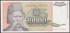 TWN - YUGOSLAVIA 129 - 10000 Dinara 1993 UNC Prefix AA