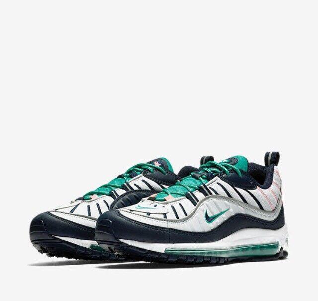 Nike air max 97 south beach ondata 640744-005 w / ricezione dimensioni gli 8 e i 13