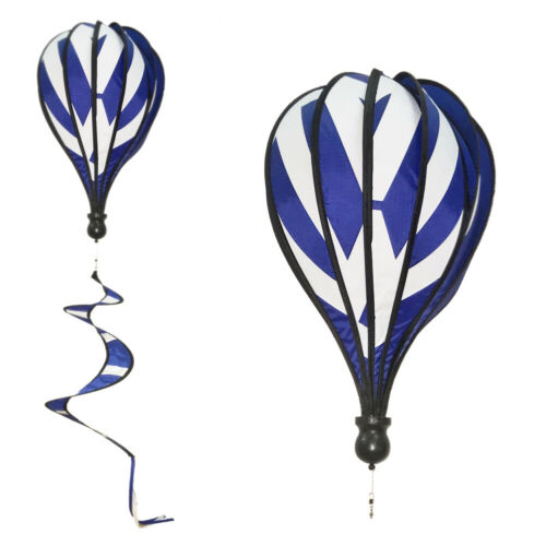 Ballon VW bleu foncé Vent Spinner Hot Air Balloon .12 panneau grand ballon