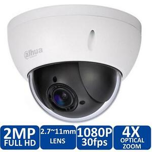 Details about Dahua SD22204T-GN Mini PTZ Dome Camera IP camera 2 Megapixel  Full HD Network
