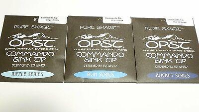 OPST Commando Tip 10/' 80gr S6 Run BRAND NEW