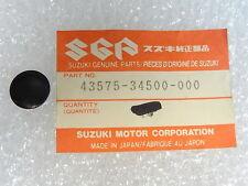 Suzuki 43575-34500 Cap Front Foot Rest  NOS  NP9902