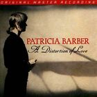 A Distortion of Love [Digipak] by Patricia Barber (CD, 2012, Universal Distribution)