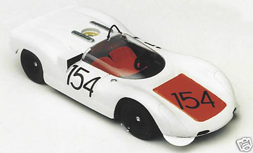 1 43 porsche 910 bergspyder 1968 vroom unpainted kit no porsche spark