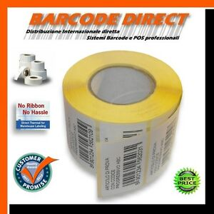 Etichette-Termiche-50x30-mm-carta-termica-Bixolon-Zebra-Datamax-citizen-toshiba