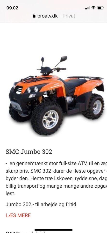 SMC Jumbo , 2020