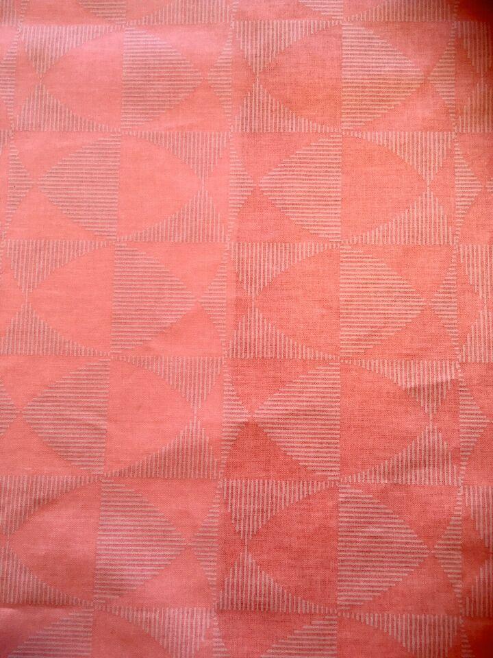 Voksdug, Rosa /lyserød