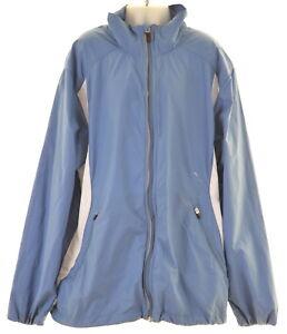 be516f305 Image is loading NIKE-Boys-Jacket-Size-12-Medium-Blue-Nylon-