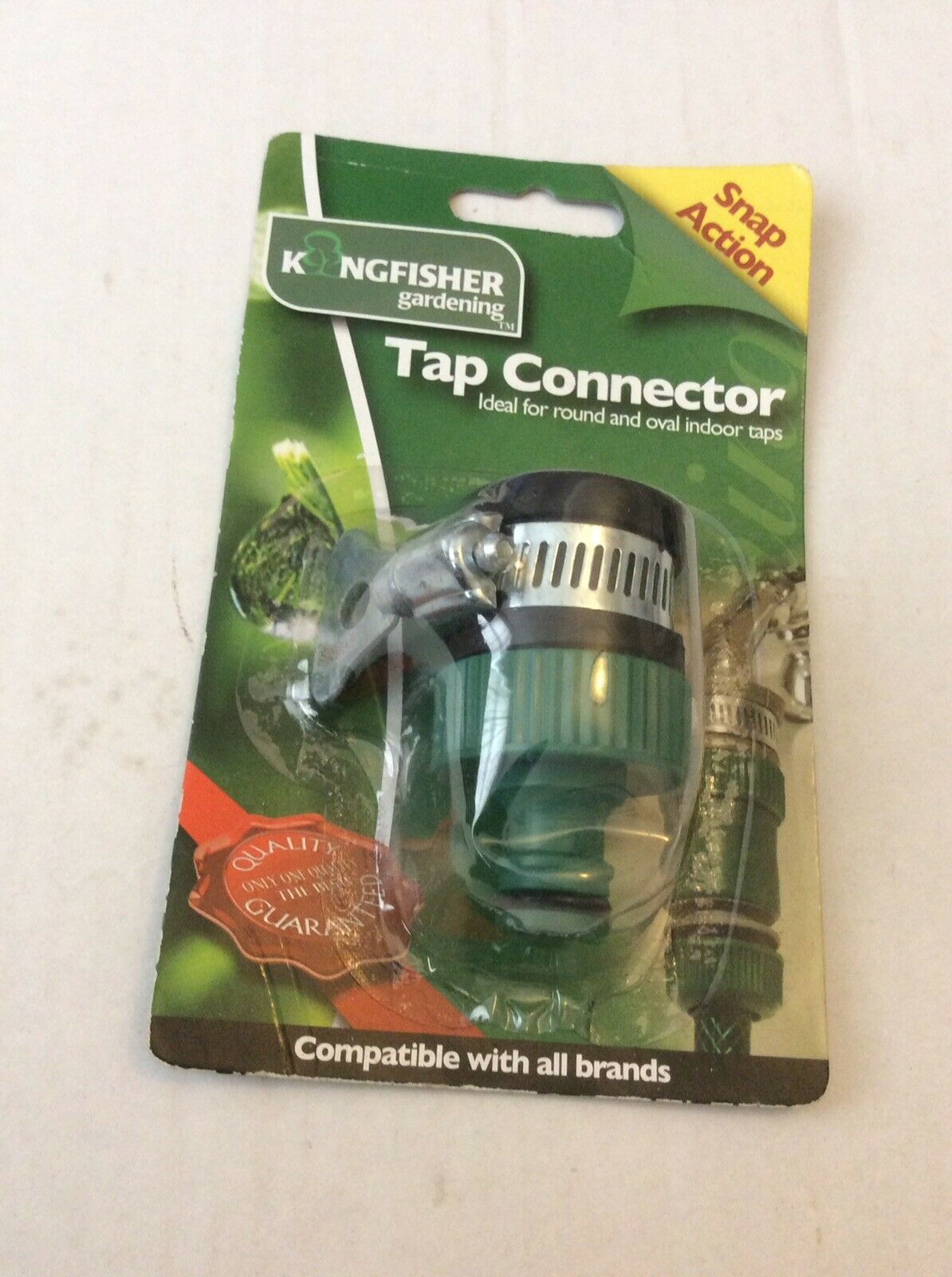 Kingfisher Tap Connector