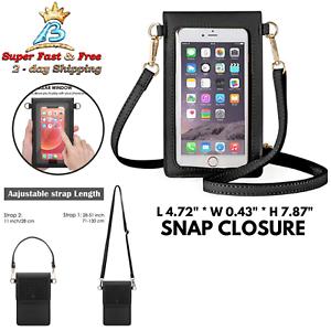 Small Cell Phone Purse Wallet Handbag Case Shoulder Bag Cross Body Pouch Women