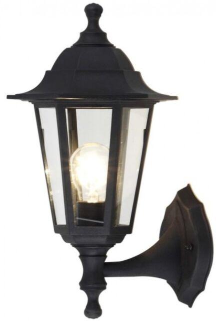 Led Hsln01 Garden Patio Surface Ip44 Wall Mounted Full Lantern Light Ing