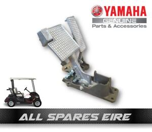 Genuine Yamaha Golf Cart Buggy Foot Brake Pedal Embly G29 Drive
