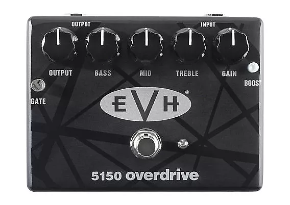 MXR EVH 5150 Overdrive BRAND NEW WITH WARRANTY  FREE 2-3 DAY SHIPPING IN THE U.S