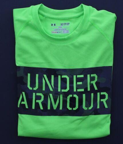 Under Armour UA Men/'s Loose Fit Heatgear Active Short Sleeve T Tee Shirt