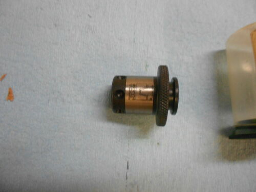 """NEW SMITH TOOL TAP BUSHING 9//16/"""" TMS 51-009 1.190 OAL X 3//4/"""" BODY 499"""