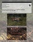 Morristown National Historical Park Amphibian and Reptile Inventory March-Sept 2000 by National Park Service (Paperback / softback, 2013)