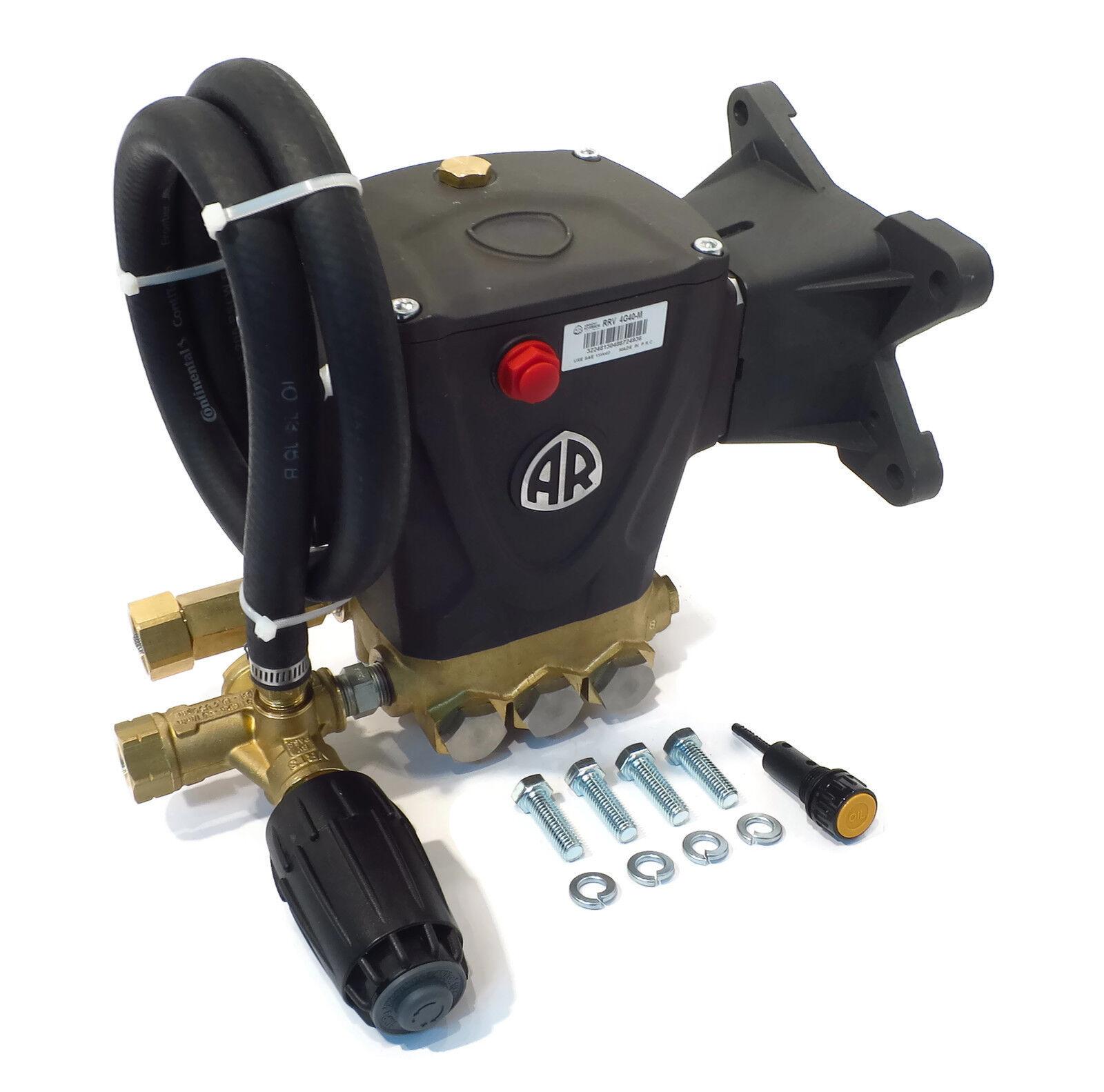 4000 PSI de presión de alimentación AR bomba de agua Lavado Bomba & VRT3 Hero PW3000-LC PW3040-AC PW3540-AC