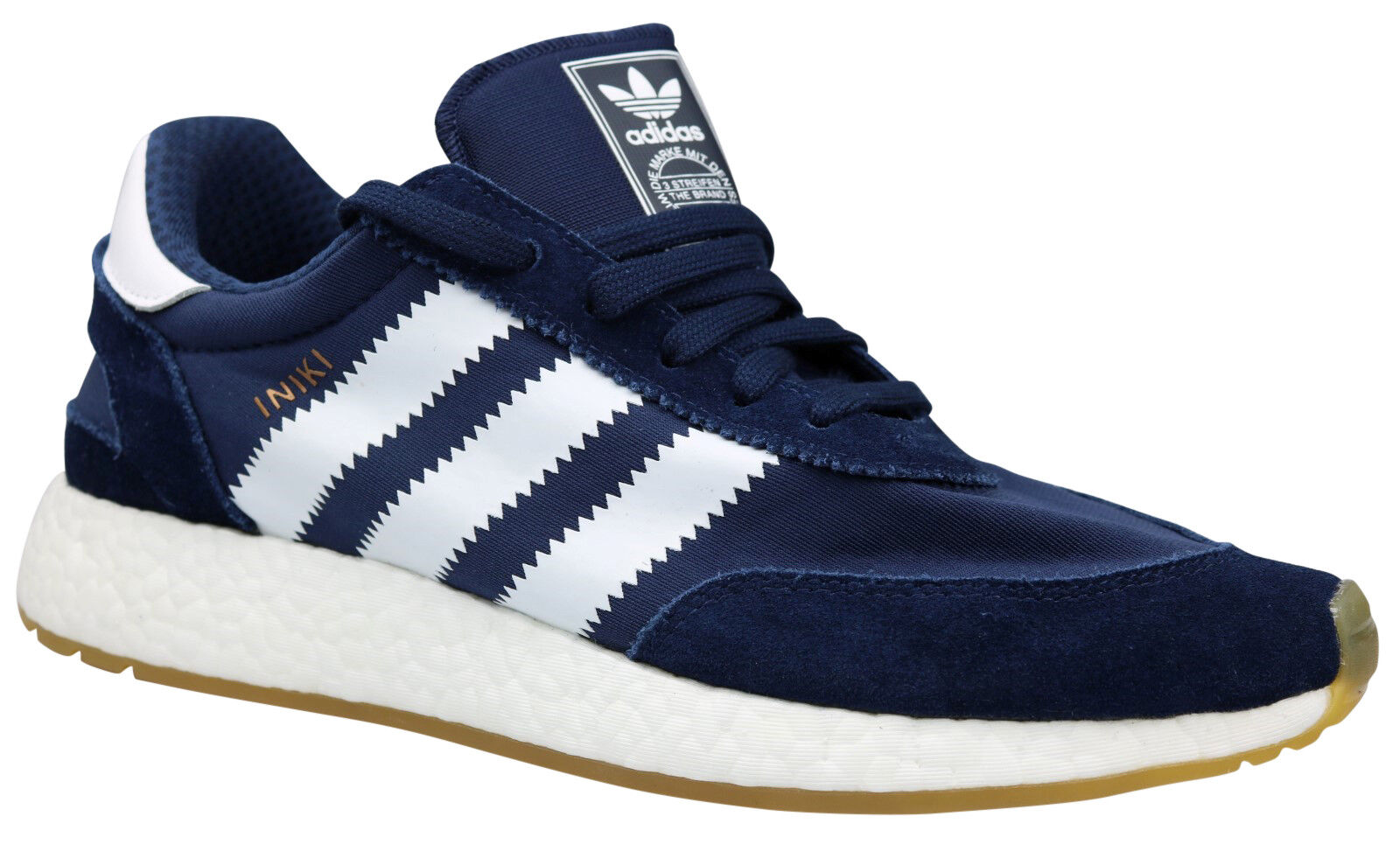 By9729 Runner Cortos Embalaje Originals Azul Con Iniki Zapatos Omyn0vNw8P