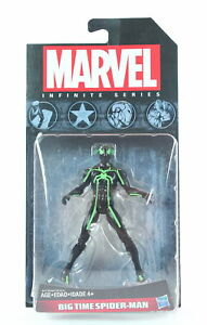 MARVEL-INFINITE-SERIES-Big-Time-SPIDER-MAN-3-75-034-action-figure-universe-toy-NEW