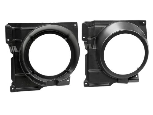 Vw polo 3 6n2 99-01 pioneer haut-parleur boxe 165mm compo Front