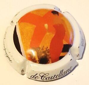 91a. Capsule de champagne DE CASTELLANE