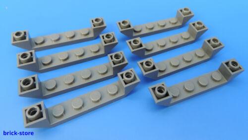 4294180//1x6 Bias-Stone Dark Grey//8 Piece Lego ® No