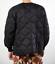 Alpha Industries ALS SQUADRON Quilted Liner Men Patch Jacket Black MJA50503C1