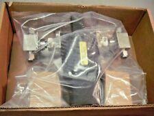 Whitey 133sr Pneumatic Actuator With Dual Swagelok Ss 4456 33cdm Valves