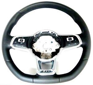 VW-Golf-7-Polo-6R-GTI-Sportlenkrad-Leder-Multifunktion-Lenkrad-5GM419091M-2705