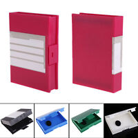 Protection Plastic Storage Box Case Enclosure for 3.5'' SATA HDD Hard Drive Disk