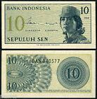 INDONESIA 10 Sen 1964 Pick 92 SC / UNC