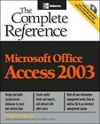 Microsoft Office Access 2003: The Complete Reference by Virginia Anderson (Mixed media product, 2003)