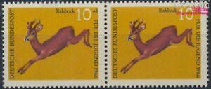 RFA-Alemania-511I-negro-raya-en-el-Corner-campo-33-nuevo-1966-juventu-6937492