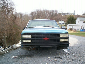 1996 chevy 2500 4x4 parts truck cab