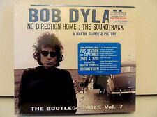 SEALED ! Bob Dylan 2 CD No Direction Home;Soundtrack, K 93937-S1, 2005