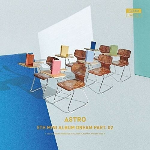 Astro - Dream Part.02 (Wish Version) [New CD] Asia - Import