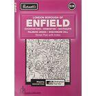 Enfield: Barnet by G I Barnett & Son (Sheet map, folded, 2003)