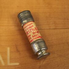 Gould Shawmut TR17-1/2R Time Delay Fuse, 17-1/2 Amp 250 VAC or Less - USED
