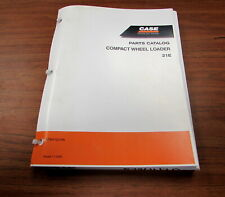 Case 21e Compact Wheel Loader Parts Catalog Manual 2006 87364120
