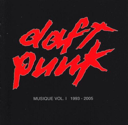 1 of 1 - cd-album, Daft Punk - Musique Vol 1 1993-2005, 15 Tracks, Australia, MINT