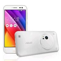 Asus Zenfone Zoom Zx551ml White (factory Unlocked) 128gb , 4gb Ram , 5.5 Inch