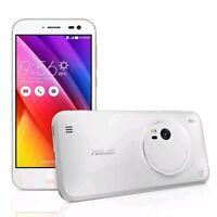 Asus Zenfone Zoom Zx551ml White (factory Unlocked) 128gb , 4gb Ram , 5.5 Inch