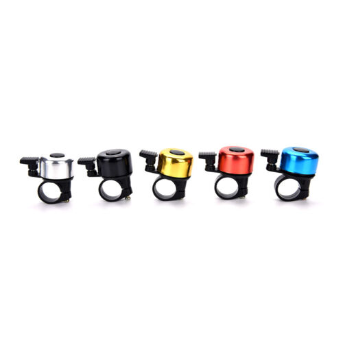 Sport Bike Bicycle Cycling Bell Metal Horn Ring Safety Sound Alarm Handlebar FE